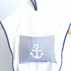 DENIM YACHT CLUB STRIPE POCKET