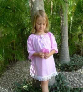 pink dress copy
